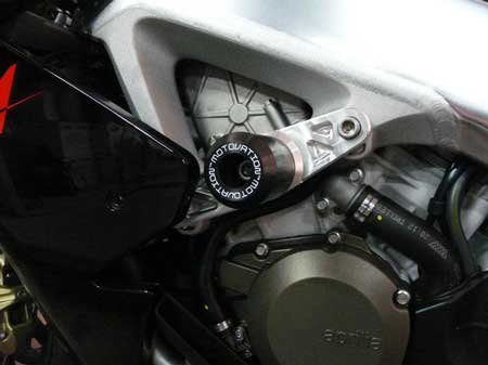 Frame Sliders by Motovation Accessories