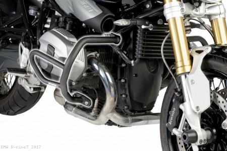 Engine Guard Crash Bars by Puig BMW / R nineT / 2017