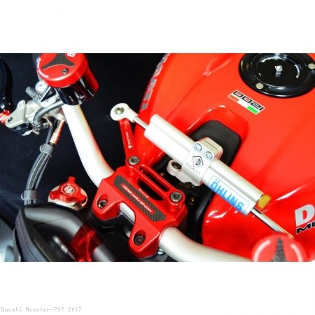 Ohlins Steering Damper Kit by Ducabike Ducati / Monster 797 / 2017