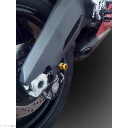 Rear Stand Support M6 Spools by Ducabike Ducati / Monster 821 / 2016