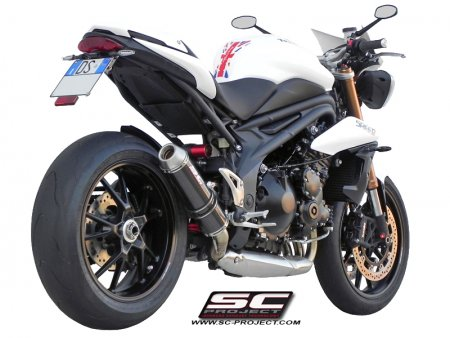 GP EVO Low Mount Exhaust by SC-Project
