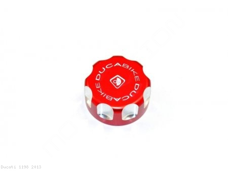 Coolant Expansion Tank Cap by Ducabike Ducati / 1198 / 2013