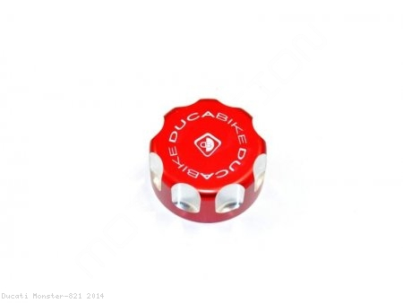 Coolant Expansion Tank Cap by Ducabike Ducati / Monster 821 / 2014