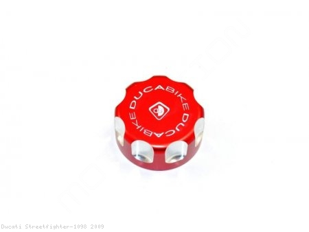 Coolant Expansion Tank Cap by Ducabike Ducati / Streetfighter 1098 / 2009