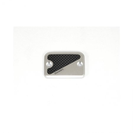Carbon Inlay Front Brake Fluid Tank Cap by Ducabike