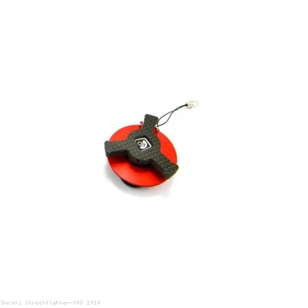 Fuel Tank Gas Cap by Ducabike Ducati / Streetfighter 848 / 2010