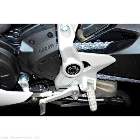 Central Frame Plug Kit by Ducabike Ducati / Monster 1200S / 2016