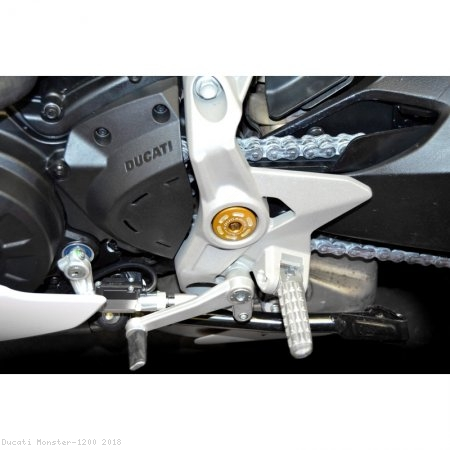 Central Frame Plug Kit by Ducabike Ducati / Monster 1200 / 2018