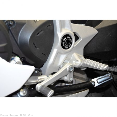 Central Frame Plug Kit by Ducabike Ducati / Monster 1200R / 2016
