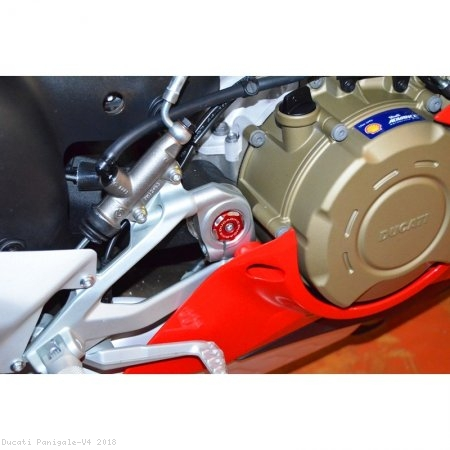 Central Frame Plug Kit by Ducabike Ducati / Panigale V4 / 2018