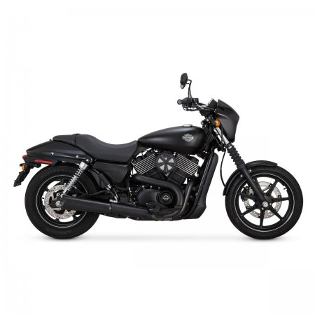 Competition Series Slip-On Exhaust by Vance & Hines
