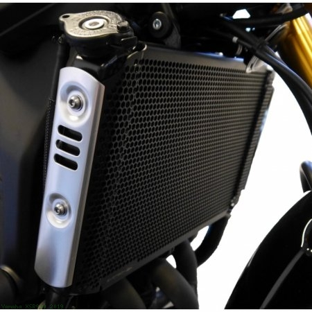Radiator Guard by Evotech Performance Yamaha / XSR900 / 2019