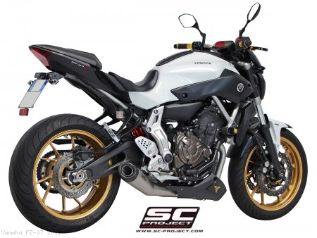 Conic Exhaust by SC-Project Yamaha / FZ-07 / 2014