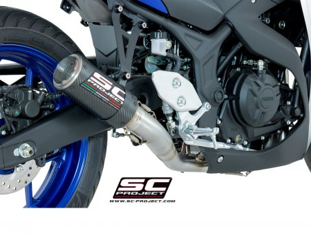CR-T Full System Exhaust by SC-Project
