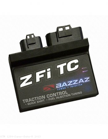 Bazzaz Z-Fi Fuel Controller With Traction Control & Quick Shifter KTM / 1290 Super Duke R / 2013