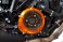 Clear Clutch Cover and Inner Pressure Ring by Evotech Italy KTM / 1290 Super Duke GT / 2017