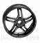 Carbon Fiber Rapid Tek Rear Wheel by BST Ducati / 1199 Panigale R / 2015