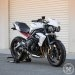 Adaptive LED Headlight Conversion Kit by Motodemic Triumph / Speed Triple R / 2015
