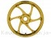 GASS RS-A Aluminum 6 Spoke Rear Wheel by OZ Wheels Kawasaki / Ninja ZX-10R / 2013