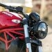 Adaptive LED Headlight Conversion Kit by Motodemic Ducati / Monster 1200S / 2016