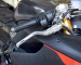Folding Brake And Clutch Levers by MotoCorse Ducati / Streetfighter 1098 S / 2010