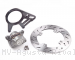 Complete Rear Disc Brake Kit by Moto Corse MV Agusta / Rivale 800 / 2017