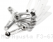 Rearsets by MotoCorse MV Agusta / F3 675 / 2016