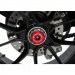 Rear Axle Sliders by Evotech Performance Ducati / 1098 S / 2007