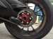 Sprocket Carrier Side Rear Axle Nut by Ducabike Ducati / Diavel / 2012