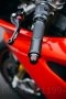 Ride by Wire LUX Billet Aluminum Grips by Rizoma Ducati / 1199 Panigale R / 2015