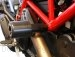 Frame Sliders by Evotech Performance Ducati / Hypermotard 821 / 2014