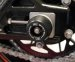 Rear Axle Sliders by Evotech Performance BMW / S1000R / 2013