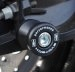 Paddock Stand Swingarm Spools by Evotech Performance KTM / 690 Duke / 2010