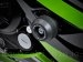 Frame Sliders by Evotech Performance Kawasaki / Ninja 650 / 2017