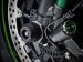 Front Fork Axle Sliders by Evotech Performance Kawasaki / H2R / 2017