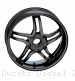 Carbon Fiber Rapid Tek Wheel SET by BST Ducati / Diavel / 2012