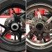 Rear Wheel Axle Nut by Ducabike Ducati / 1199 Panigale S / 2014