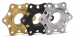 6 Hole Rear Sprocket Cover Flange by Superlite