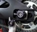 Rear Axle Sliders by Motovation Accessories Suzuki / GSX-R1000 / 2014