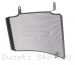 Radiator Guard by Evotech Performance Ducati / 848 EVO / 2011