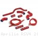 Samco Performance Coolant Hose Kit Aprilia / RSV4 / 2012