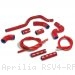 Samco Performance Coolant Hose Kit Aprilia / RSV4 RF / 2019