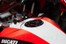 Rapid Release Billet Aluminum Gas Cap by Evotech Italy Ducati / Diavel / 2015