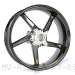5 Spoke Carbon Fiber Wheel Set by BST MV Agusta / F3 800 / 2017