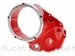 Clear Clutch Cover Oil Bath by Ducabike Ducati / Hypermotard 950 SP / 2020