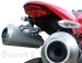 Tail Tidy Fender Eliminator by Evotech Performance Ducati / Monster 696 / 2010