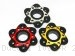 6 Hole Rear Sprocket Carrier Flange Cover by Ducabike Ducati / 1098 R / 2007