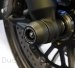 Front Fork Axle Sliders by Evotech Performance Ducati / 1199 Panigale R / 2014