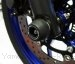 Front Fork Axle Sliders by Evotech Performance Yamaha / YZF-R3 / 2018