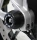 Front Fork Axle Sliders by Evotech Performance BMW / R nineT / 2015